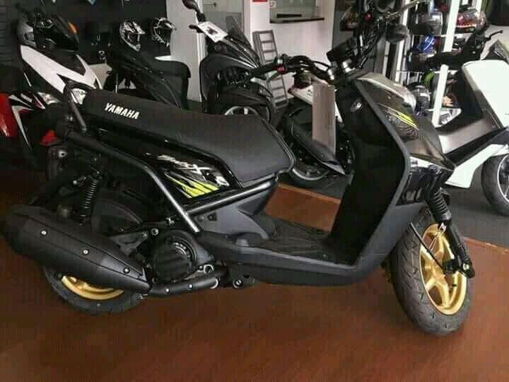 Motos BWS