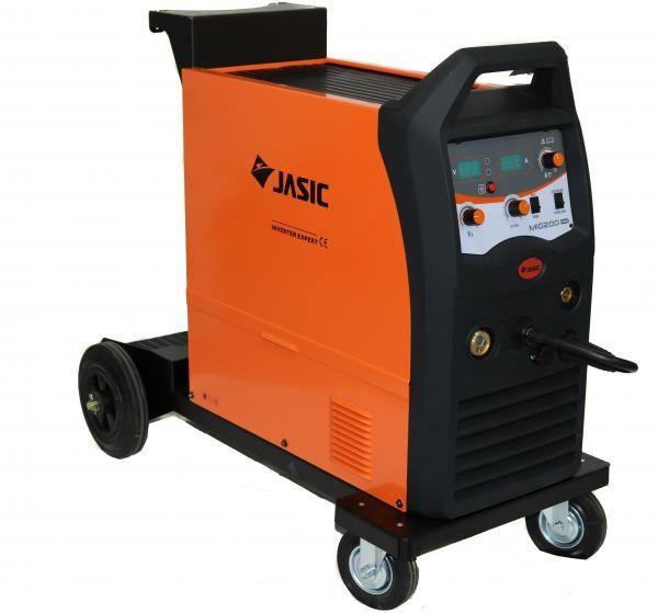 Aparate de sudura MIG-MAG tip invertor JASIC MIG 200, 30-200A - 53025