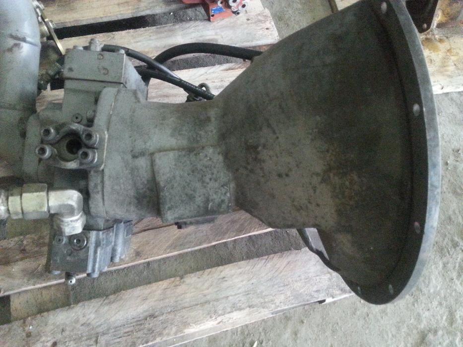 Pompe hidraulice A8V 55