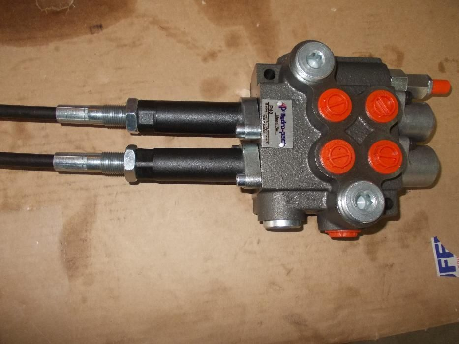 Kit joystick cu cabluri 2 mtr - kit incarcator tractor