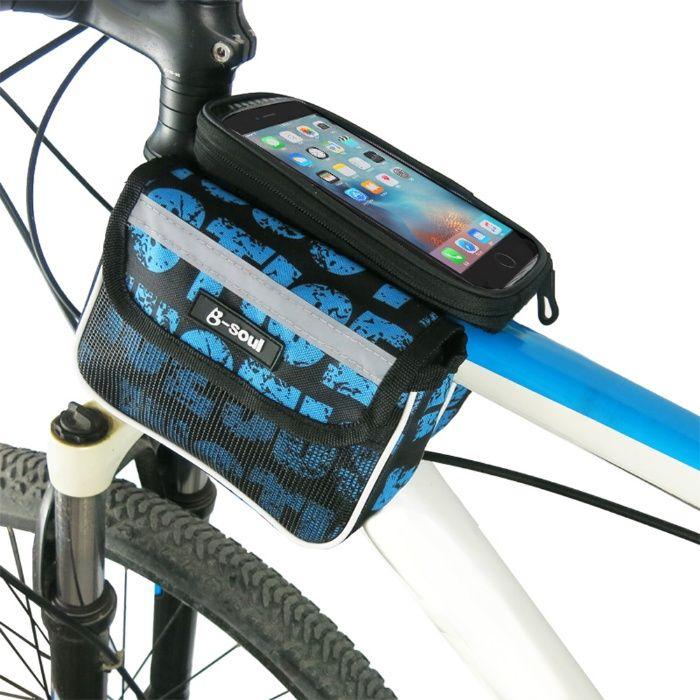Borseta SmartPhone Scai bicicleta touch marime mare 6-6.5 inch 17 CM