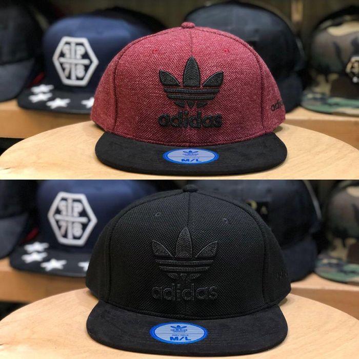 Chapéus Coleção Adidas