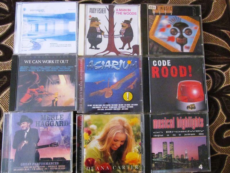 cd audio diverse Braila - imagine 8