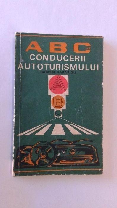 """Carte """"ABC-ul Conducerii Autoturismului"""