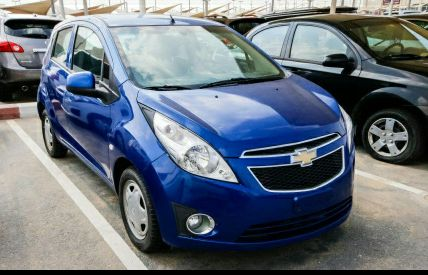 Chevrolet Spark novo