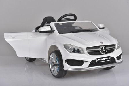 Masinuta electrica pentru copii Mercedes CLA + factura + garantie Bucuresti - imagine 1