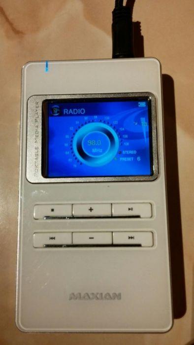 Vand media player portabil de 20gb