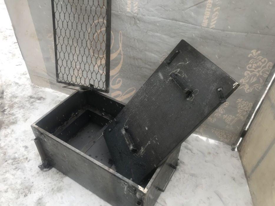 Коктальница большая для рыбы 10 кг