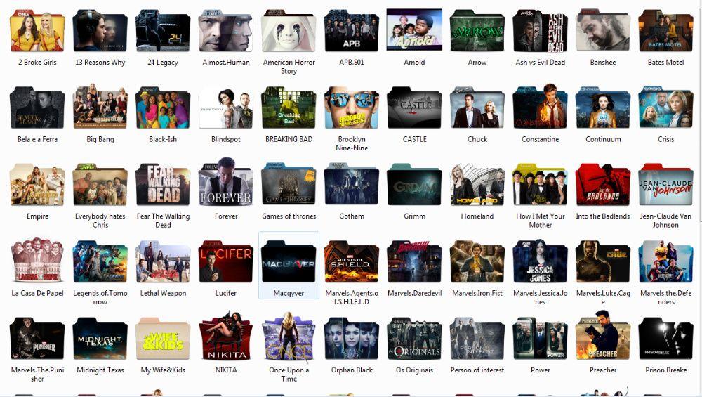 Series e Filmes
