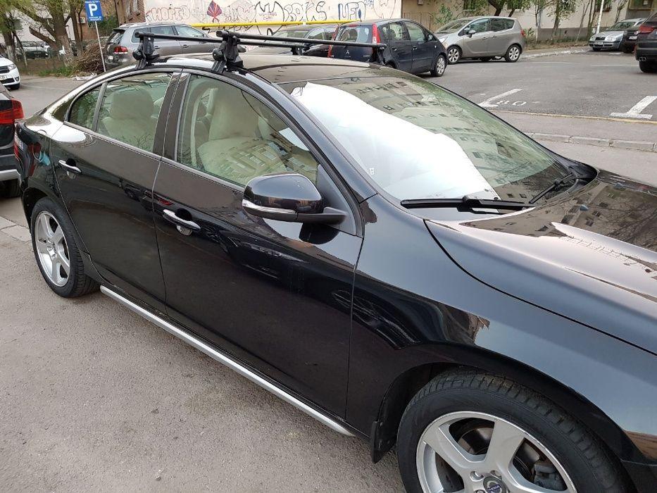 Bare portbagaj transversale Toyota / Yaris / Auris / Avensis / Prius