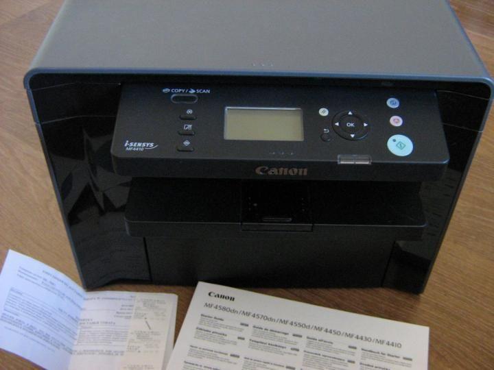 МФУ Canon i-SENSYS MF4410 принтер сканер копир Кенон 3 в 1