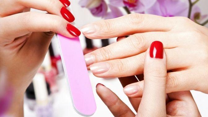маникюр наращивание ногтей курсы