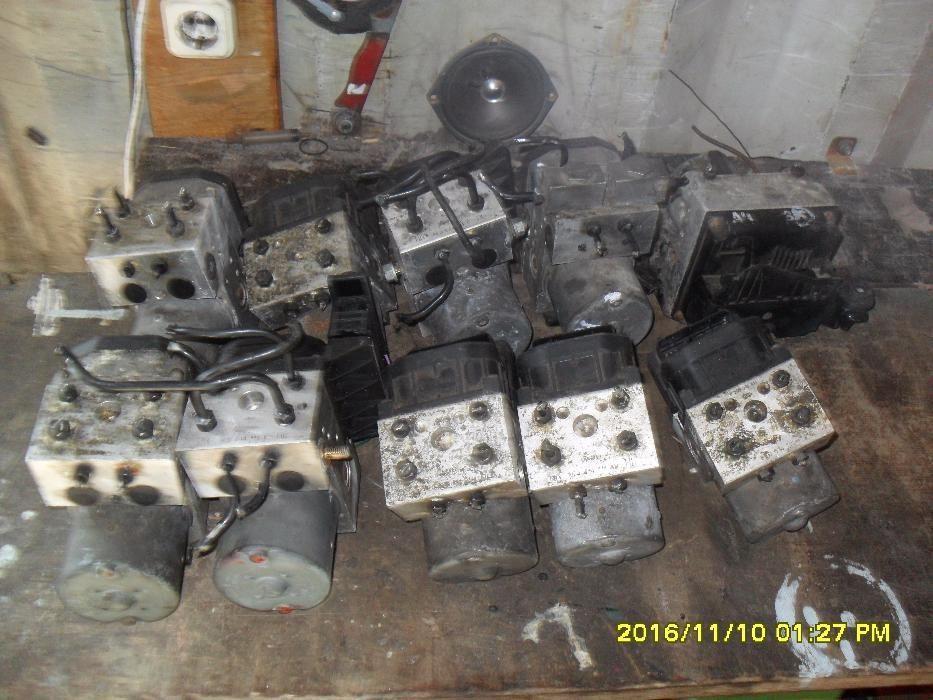 Блоки Абс и многое другое для Ауди А6 С5(А4)ПассатВ5 и В5+