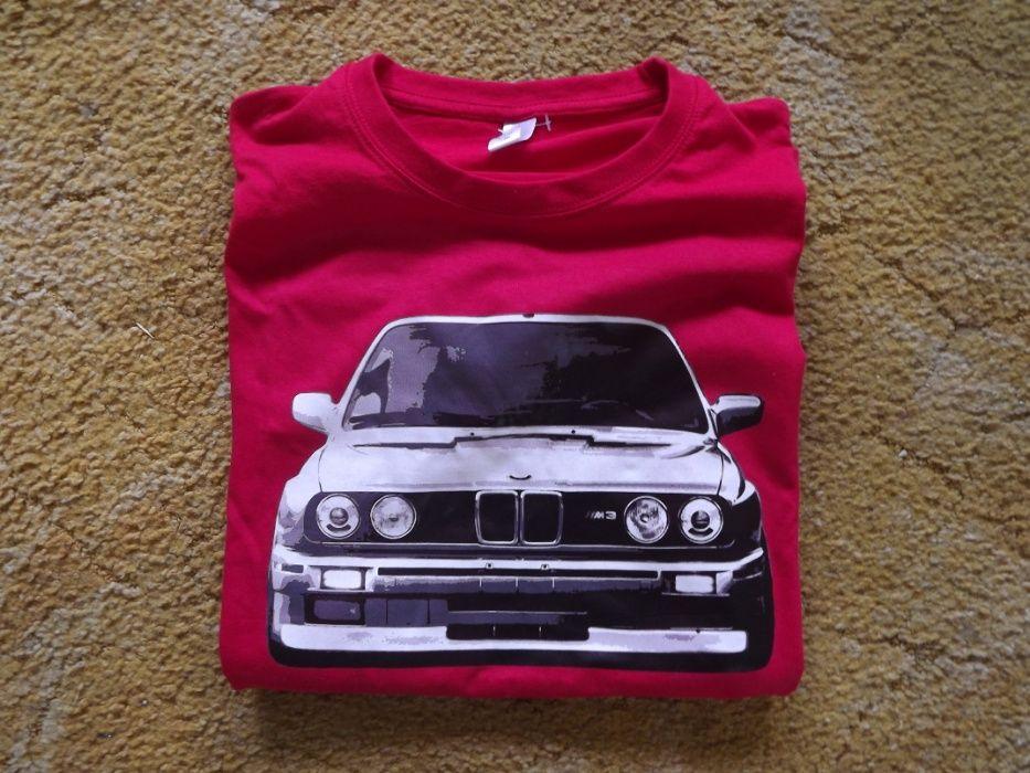 Тениска BMW E30/БМВ Е30 намалена!