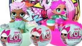 Кукла-кекс Capcake SURPRISE, LOL-Кукла Лола в шаре,разные,доставка,нов