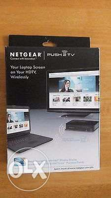 Adaptor TV HD NETGEAR Wireless Display PTV1000