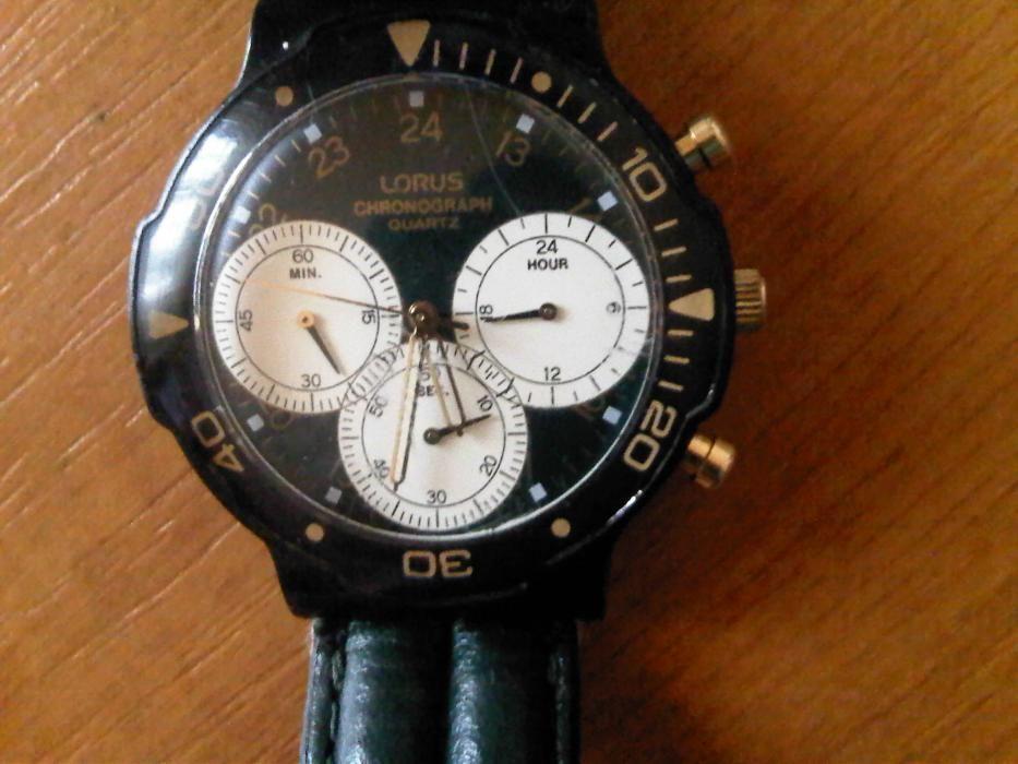 ceas lorus chronograph