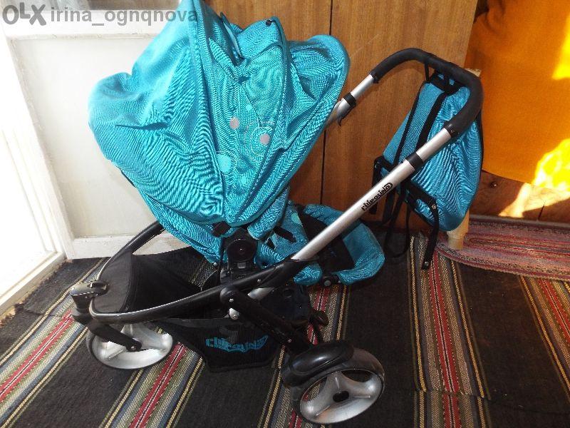 бебешка количка Чиполино- Оптима
