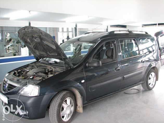 Instalatie GPL Dacia Logan MCV