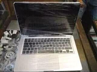 Macbook pro a ser comercializado