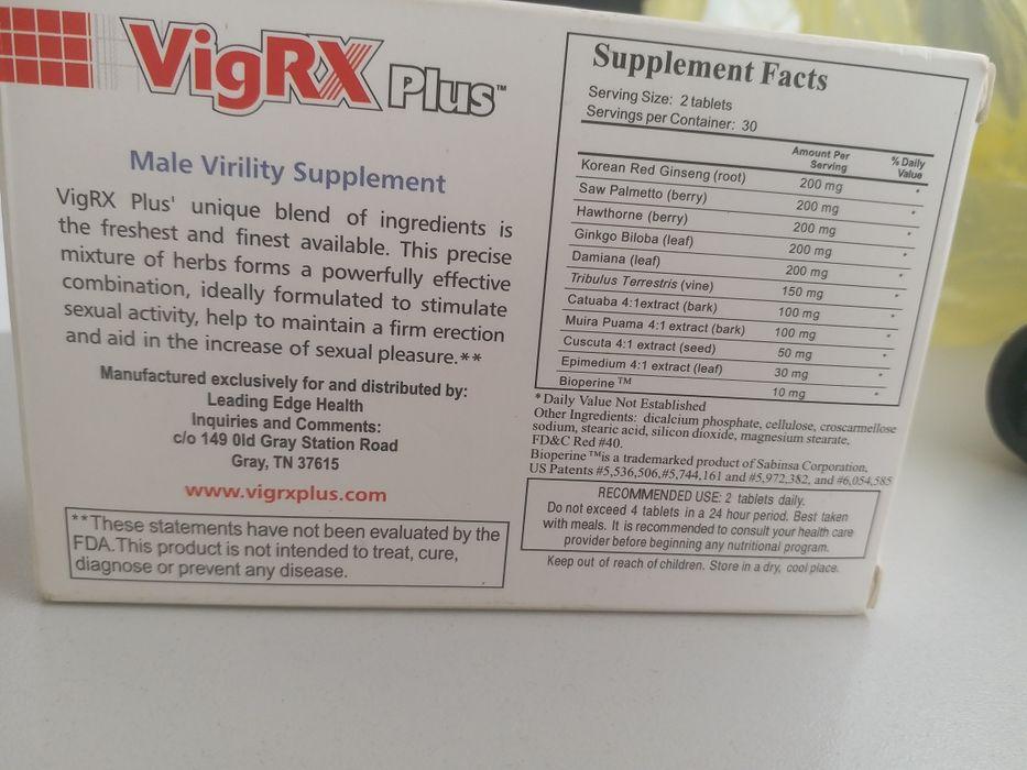 VigRX comprimidos para aumento do penis e libido Viana - imagem 3