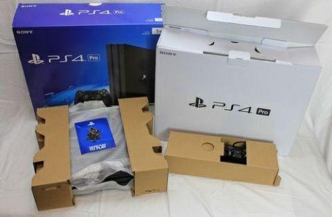 Playstation 4 pro novo a venda