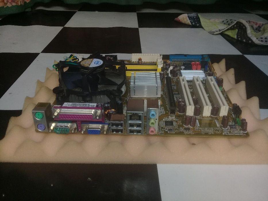 board asus dual core ddr2 nova com 1gb de ram ddr2
