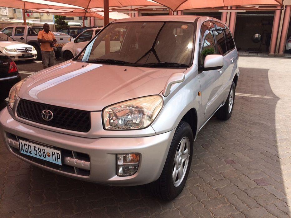 Toyota Rav4 4WD Recém Importado