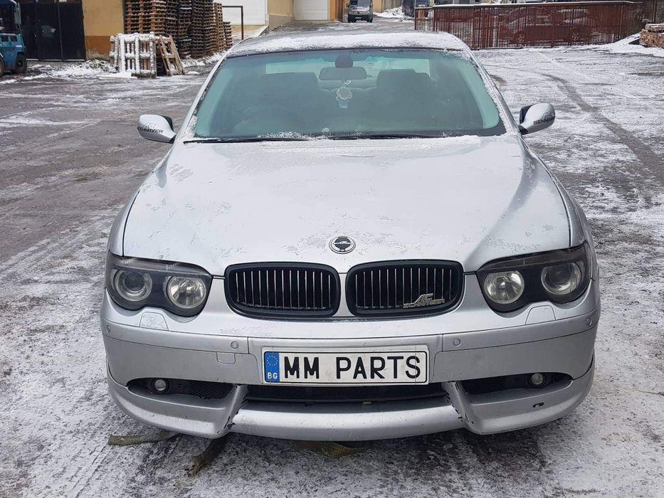 2бр BMW Е65 735 V8 БЕНЗИН 272 к.с. ,730D 218к.с. Schnitzer НА ЧАСТИ!