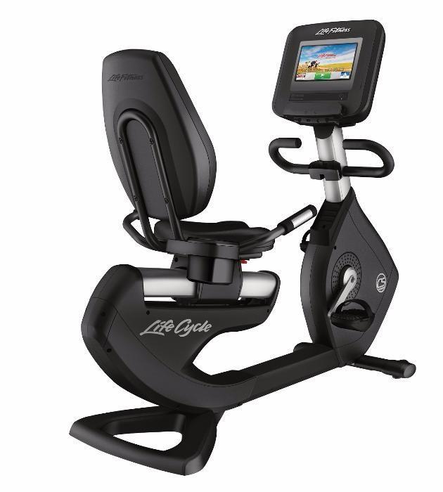 Life Fitness 95R Lifecycle Discover Si – велоаргометър с облегалка