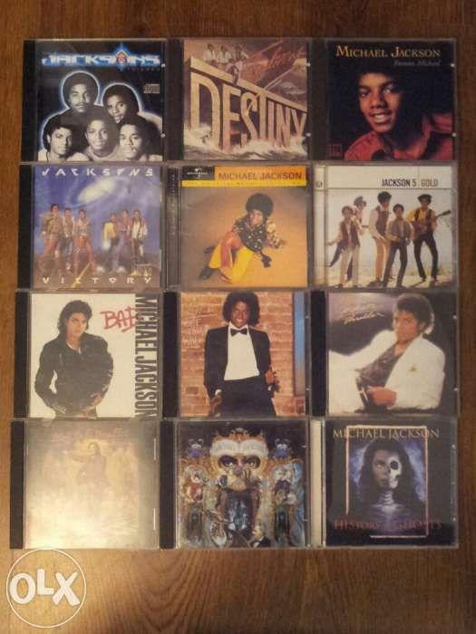 Lot CD-uri Michael Jackson