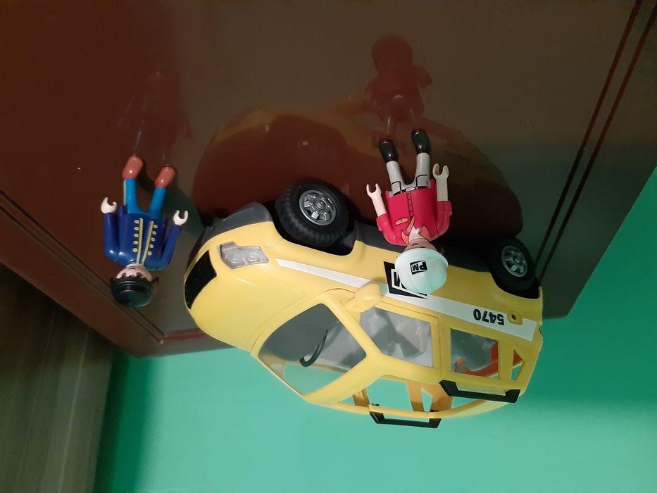 Masina padurarului playmobil