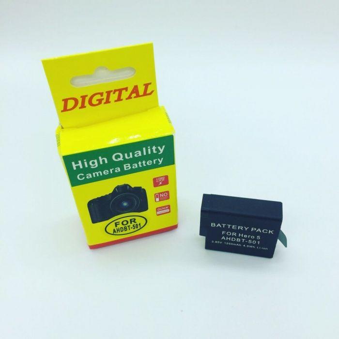 Аккумулятор для GoPro 5