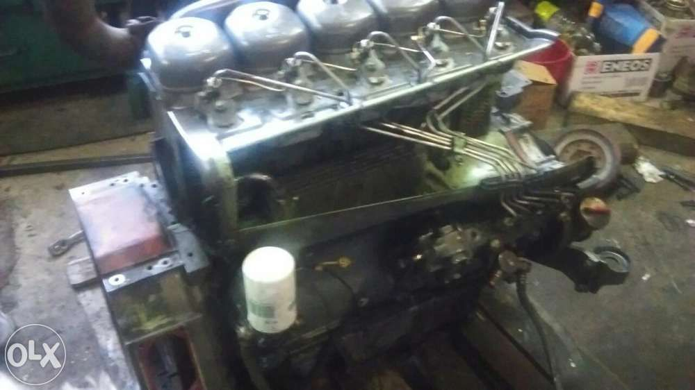 Dezmembrez motor F5L 912