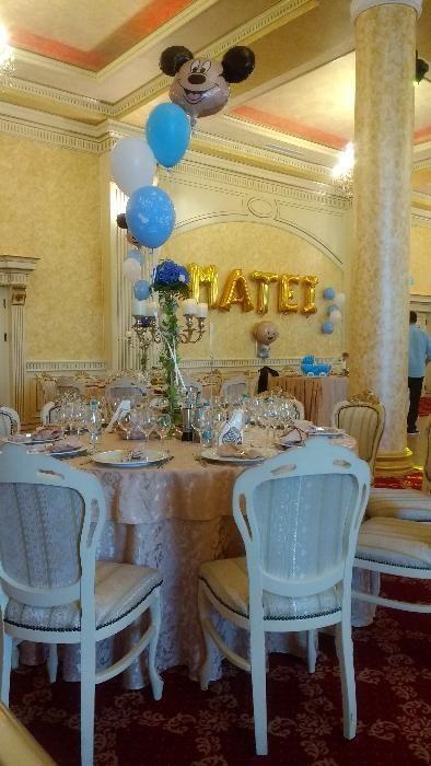 Incarcare Baloane cu Heliu pentru petreceri, botez, ocazii, nunti,