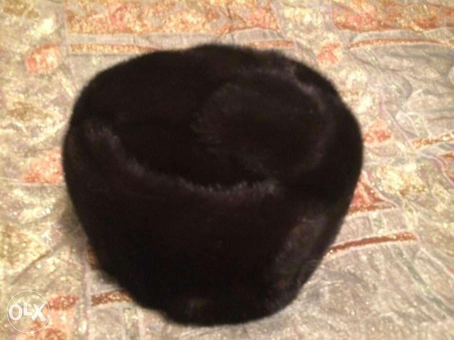 Продам норковую шапку формовку!