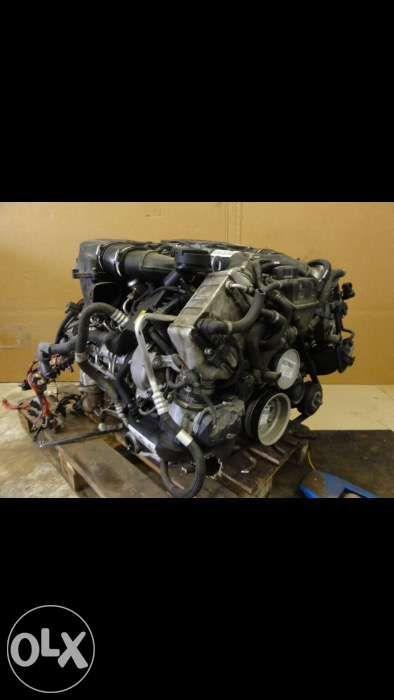 Motor bmw x5 x6 seria 7 e70 71 f01 n63