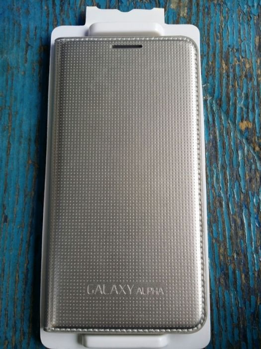 Samsung Galaxy Alpha Husa Piele