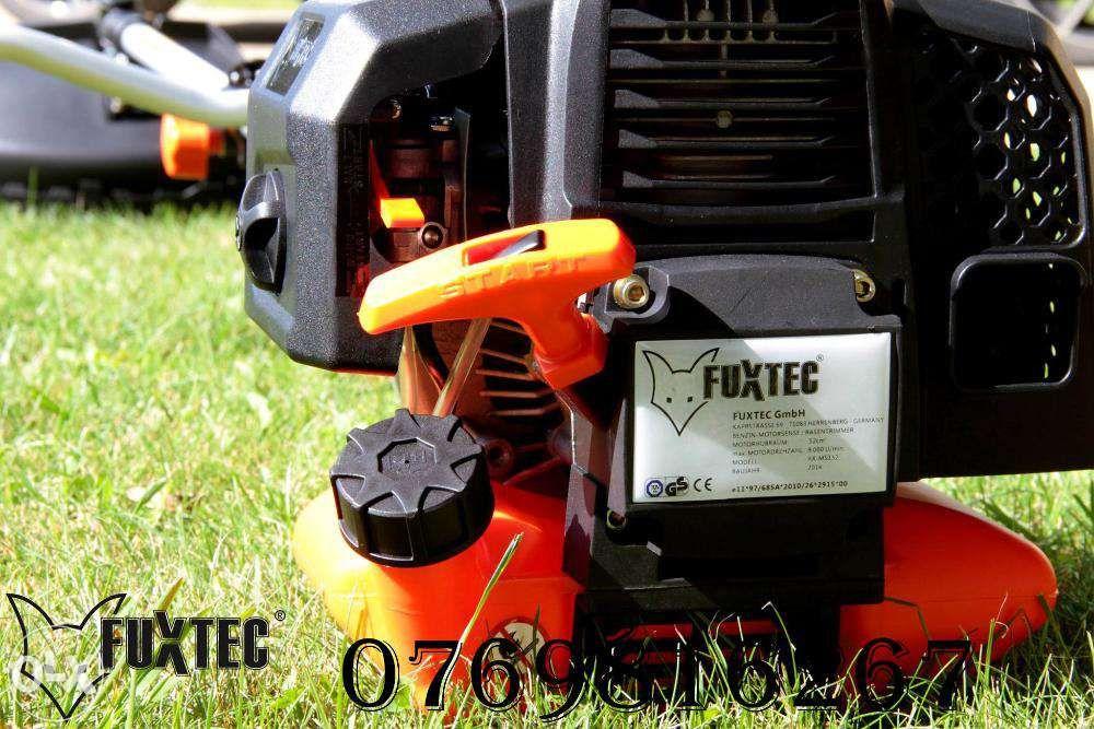 Motocoasa 2in1 Fuxtec FX-MS152 MODEL NOU 52 ccm 3 cai cu garantie Sacueni - imagine 8
