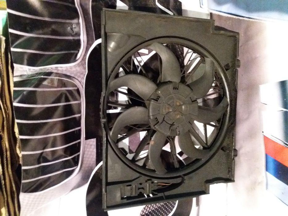 Electroventilator termocupla bmw e60 e61 525d 530d 535d 272cp 286cp bi Craiova - imagine 3
