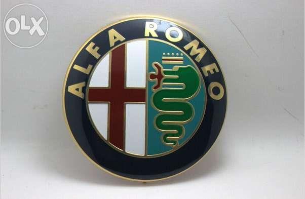 Емблема за Алфа Ромео Alfa Romeo 145,146,147,156,159,166, Mito