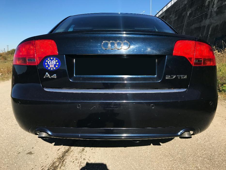 Capota portbagaj LZ5A Audi A4 B7 Sedan din 2006 2.7 TDI BPP