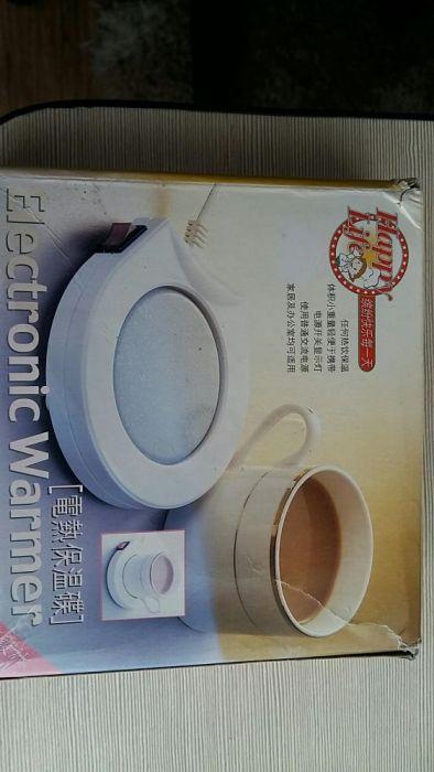 Подогреватель для кофе, чая