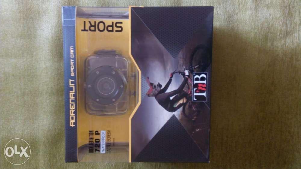 Camera Video de Actiune TnB SPCAMHD, Video HD 720p, Senzor CMOS 5 MP