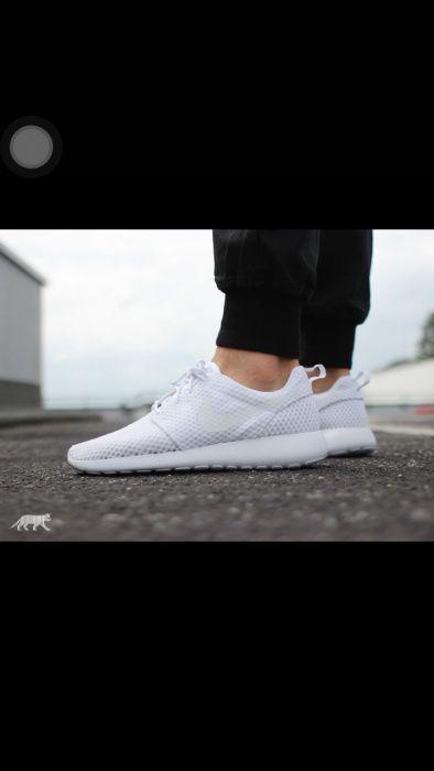 Nike rush run 1 White
