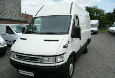 Iveco Daily 35S13 на части