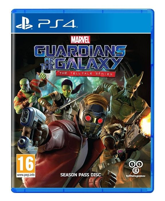 чисто нова Marvel's Guardians of the Galaxy за PS 4