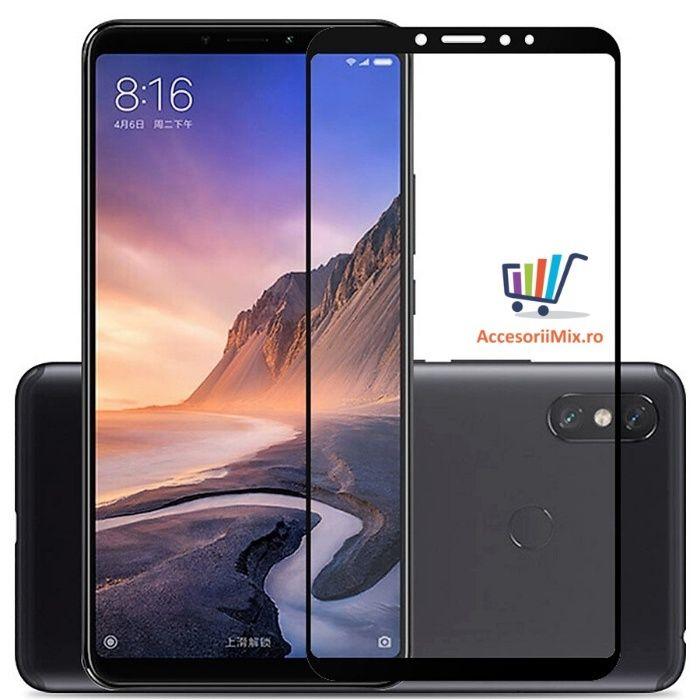 Folie Sticla Xiaomi Mi Max, Mi Max 2, Mi Max 3 (2018). Nou!