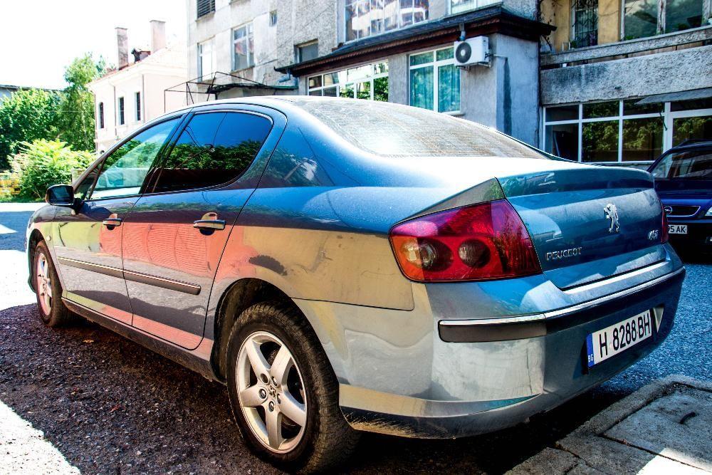 Peugeot 407 1.6 HDI, 2005 г. 171 000км, Десен волан, Отлична