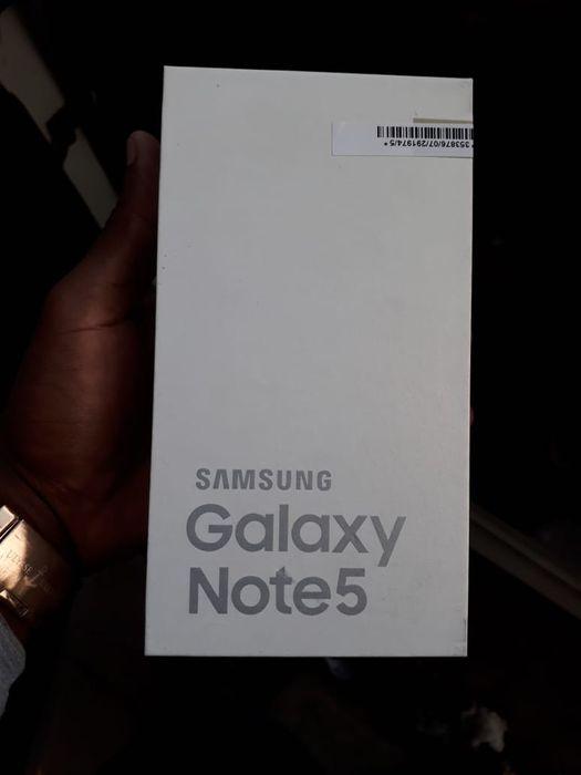 Galaxy note5 ha bom preço com direto a entrega grátis Alto-Maé - imagem 2